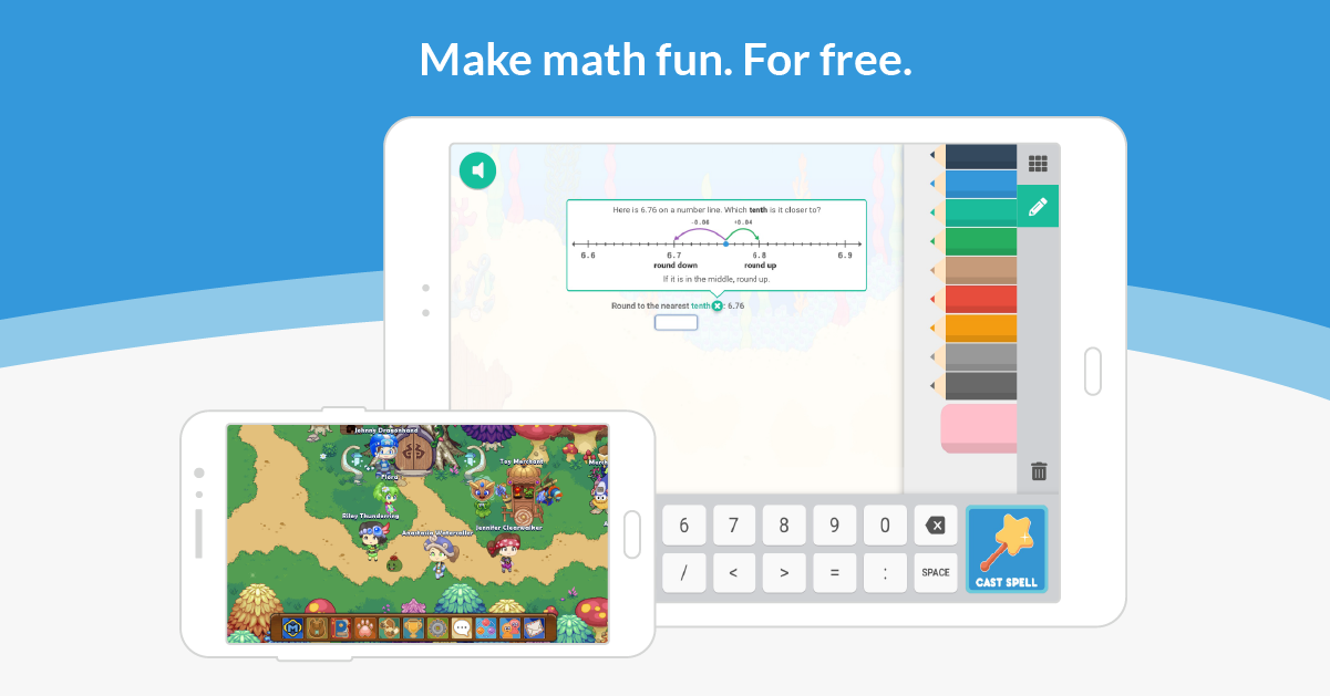 Math Learning Platform | Prodigy
