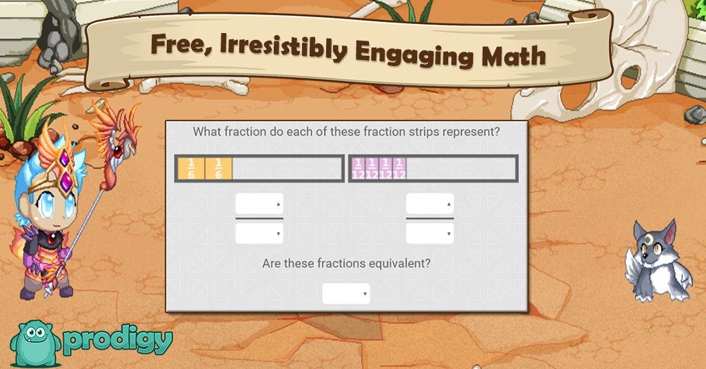 prodigy math game | Prodigy Math Game - Learn Math for ...
